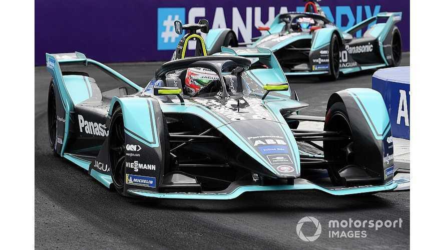 Piquet Jr. Splits With Jaguar Formula E Team
