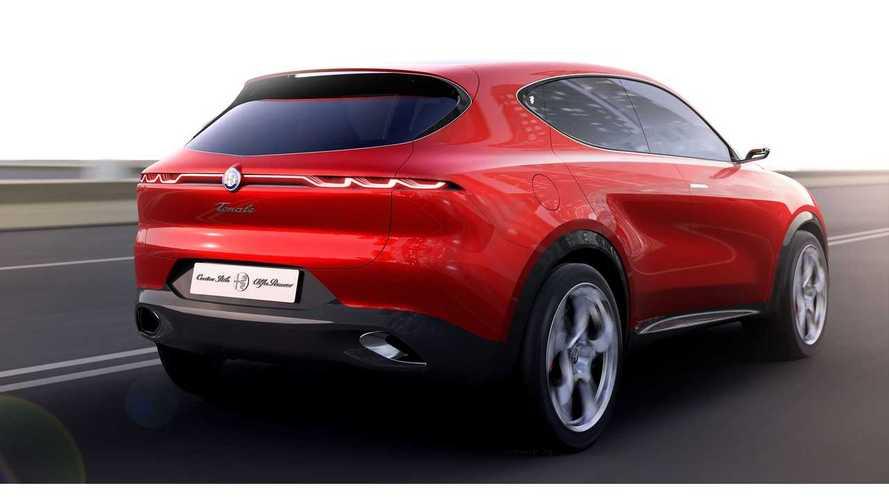 Alfa Romeo Stelvio официально дебютирует в гибридном варианте