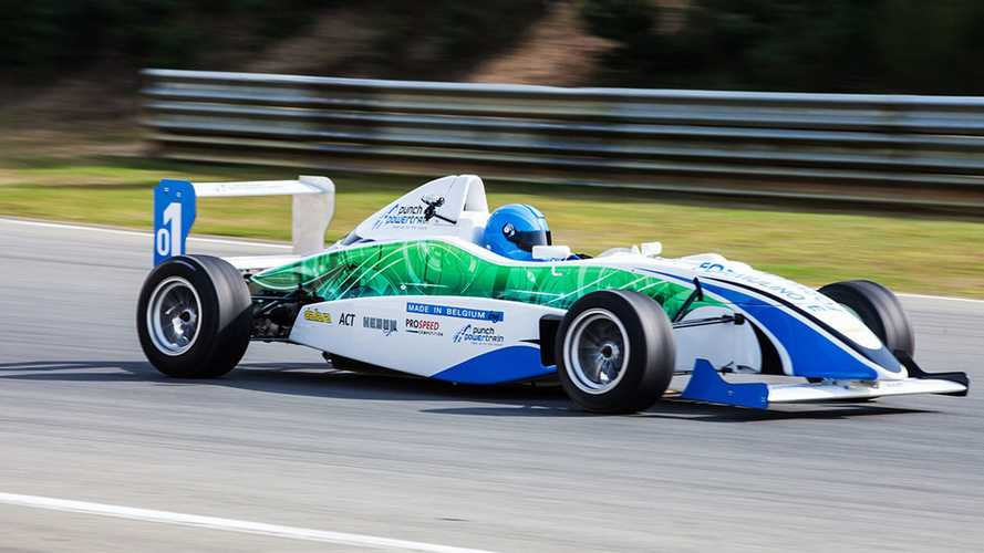 Formulino E Junior Electric Racer Revealed