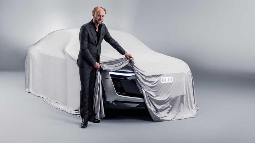 Audi E-Tron Sportback Concept Continues Its Tease