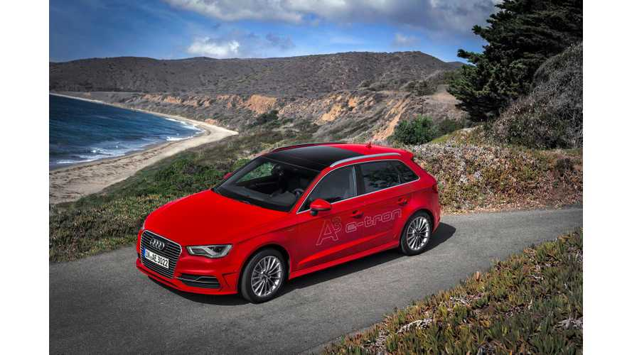Audi A3 e-tron - Detailed Specs