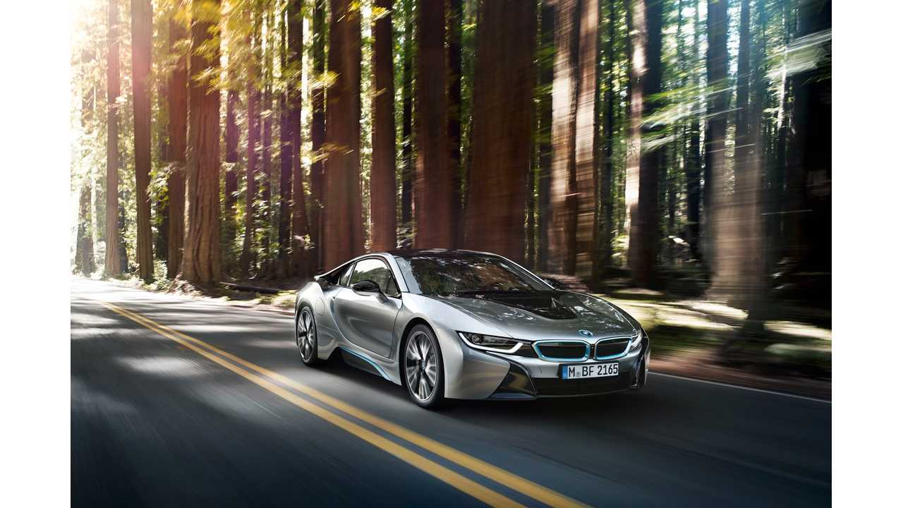 Engineering Explained - Video Test Drive Review Of BMW i8