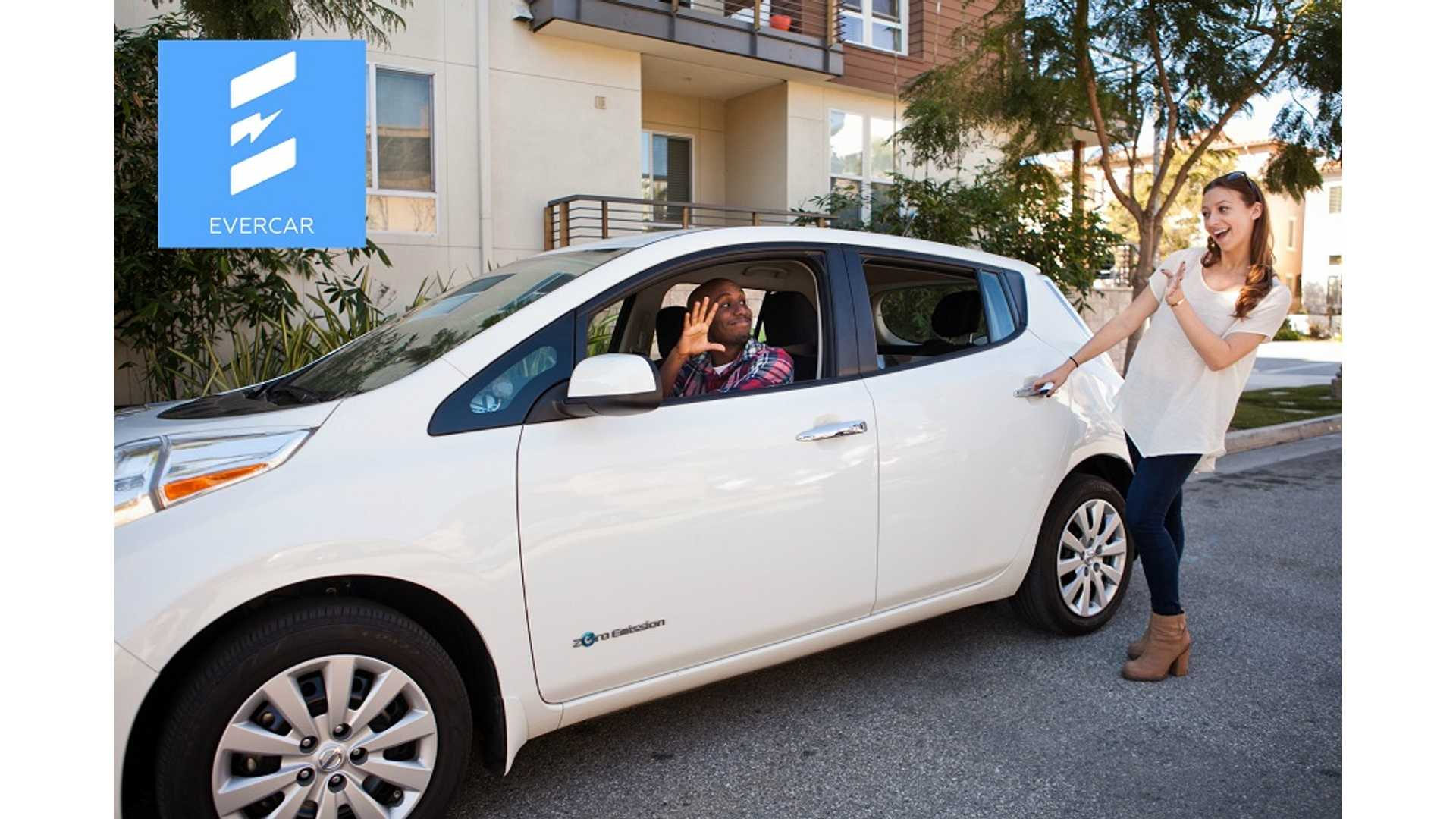Drive For Uber Or Lyft In LA? Now You Can Rent An EV For $5 An Hour