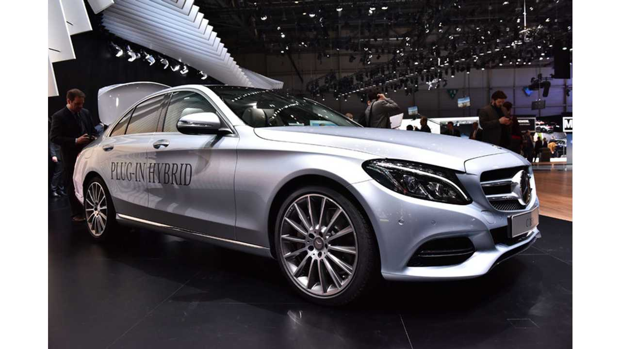 Mercedes-Benz Turns To SK Innovations As Lithium-Ion Battery Supplier For Future Plug-In Cars