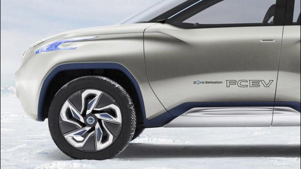 [Copertina] - Auto a idrogeno: accordo fra Renault-Nissan, Daimler e Ford