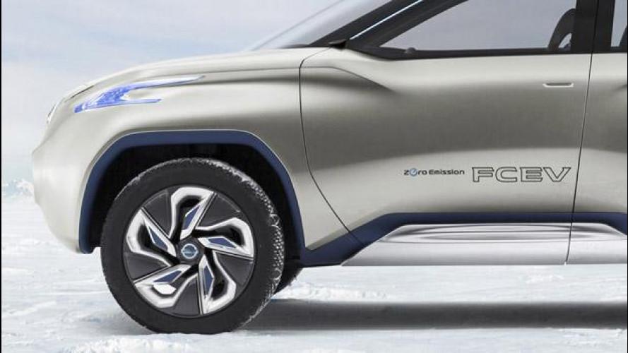 Auto a idrogeno: accordo fra Renault-Nissan, Daimler e Ford