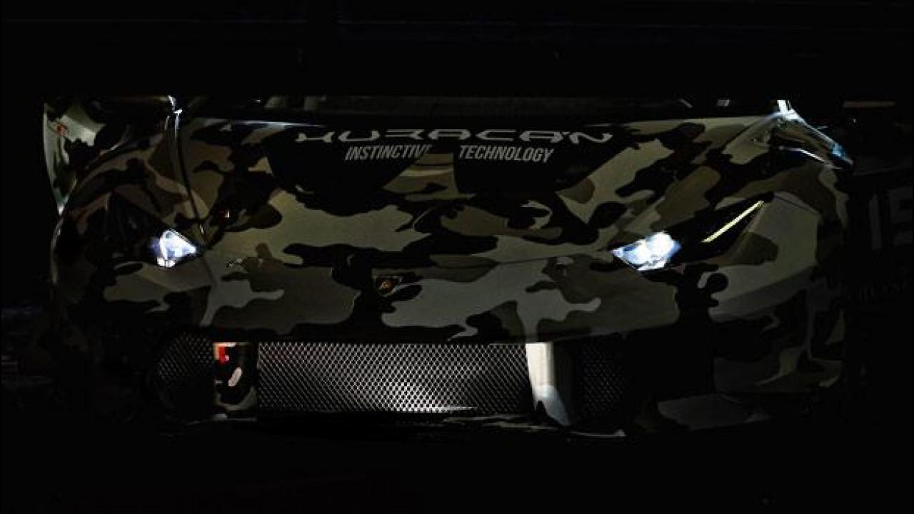 [Copertina] - Lamborghini Huracán Super Trofeo, pronta per la pista