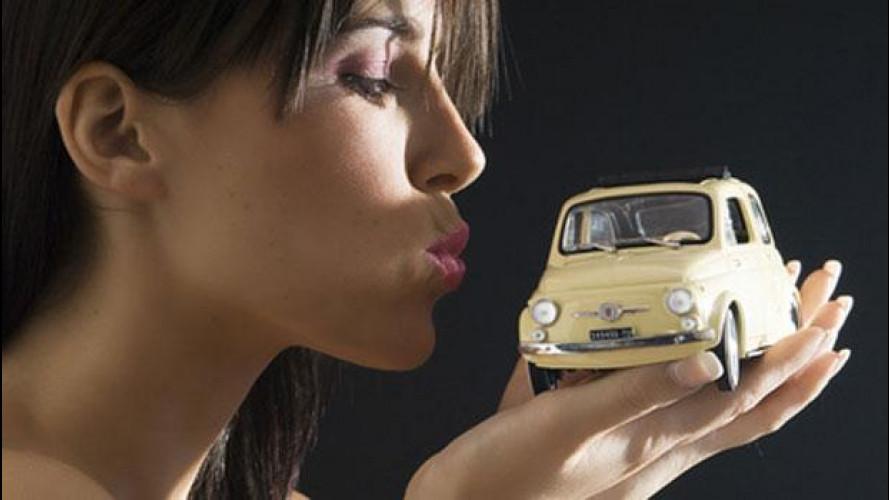 Le italiane vogliono un'auto italiana