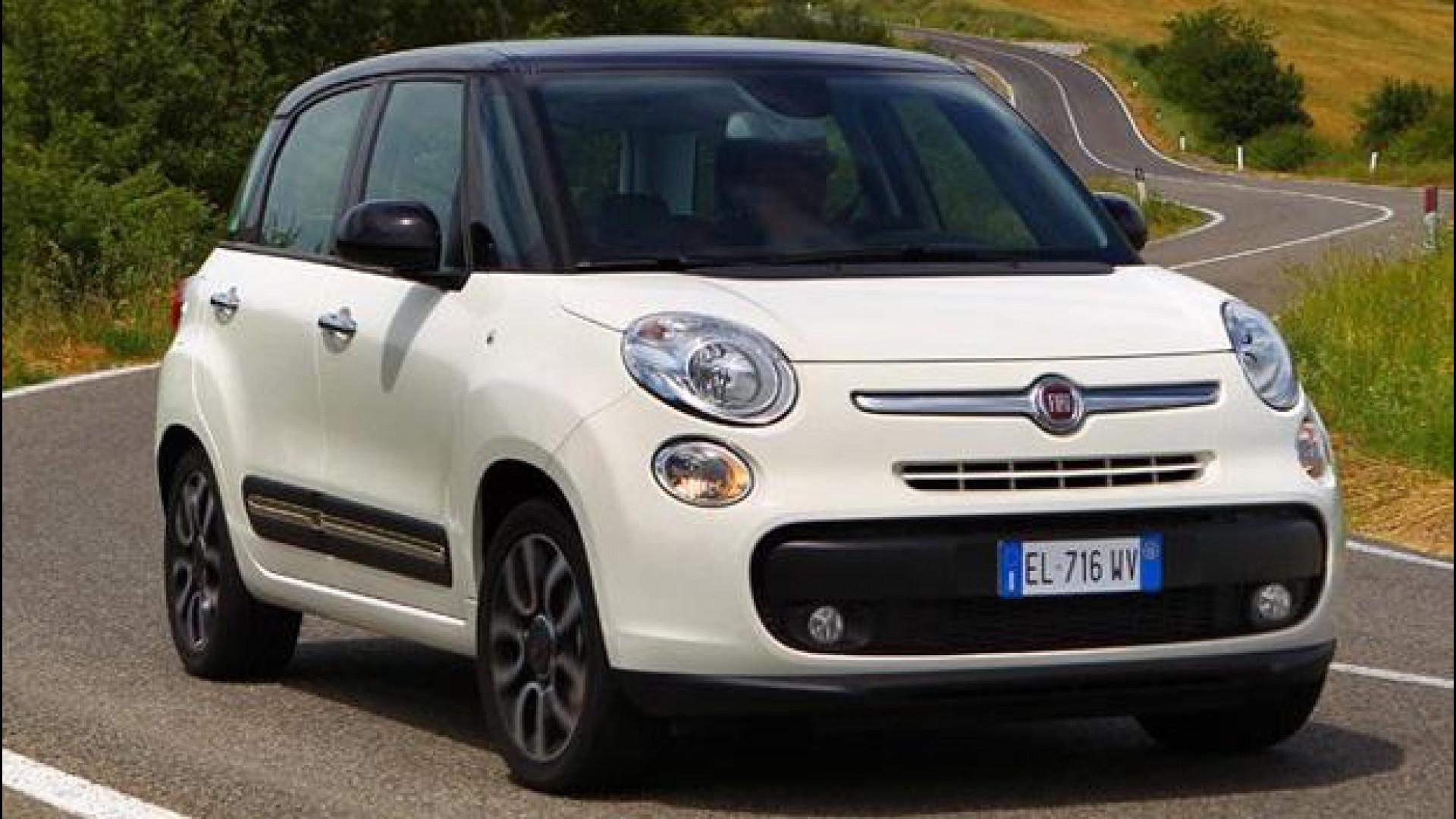 Fiat 500l I Prezzi Per L Italia