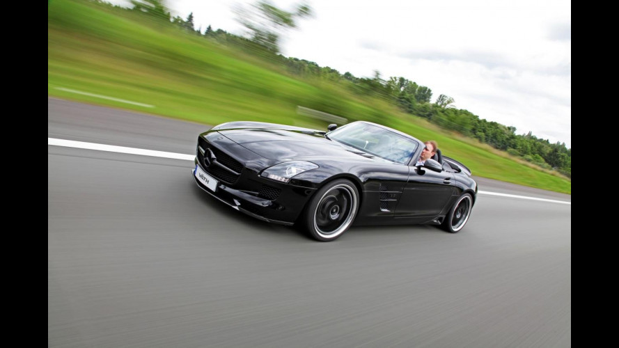 Mercedes SLS Roadster by Vath