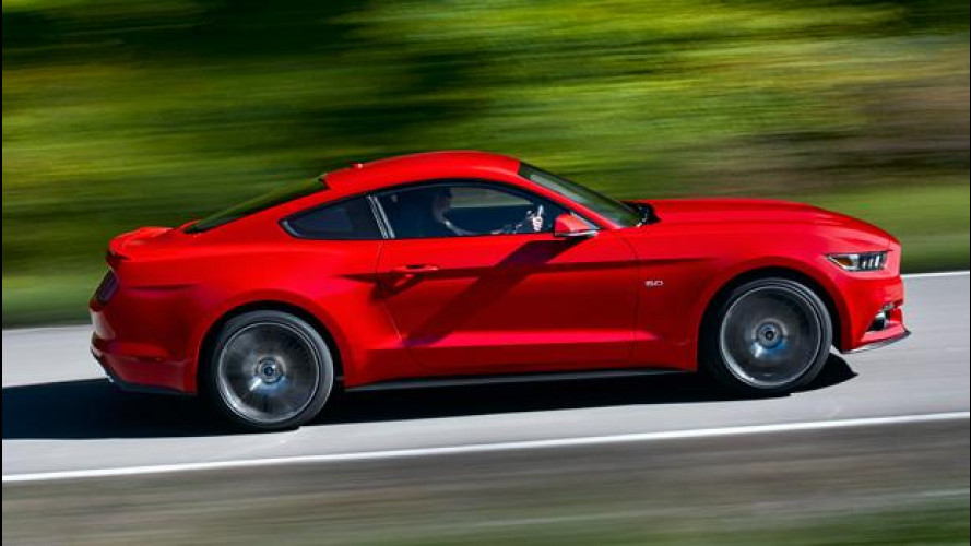 Nuova Ford Mustang, 310 CV per l'Ecoboost 2.3
