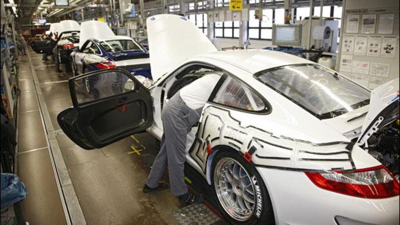 [Copertina] - Porsche: 2012 il miglior anno di sempre