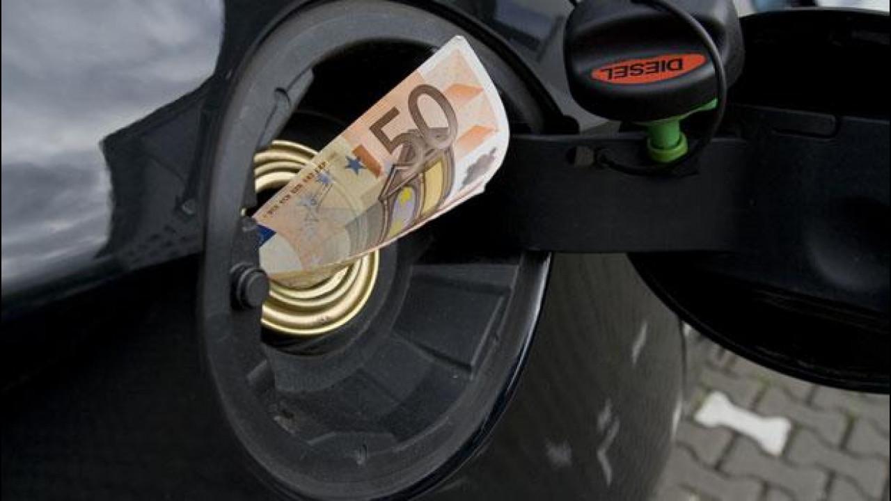 [Copertina] - Per il terremoto in Emilia il prezzo della benzina aumenta ancora