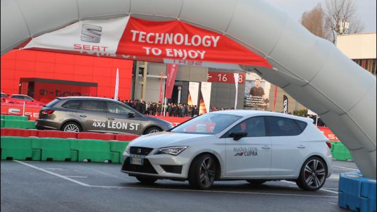 [Copertina] - Motor Show 2014, il programma di mercoledì 10 dicembre
