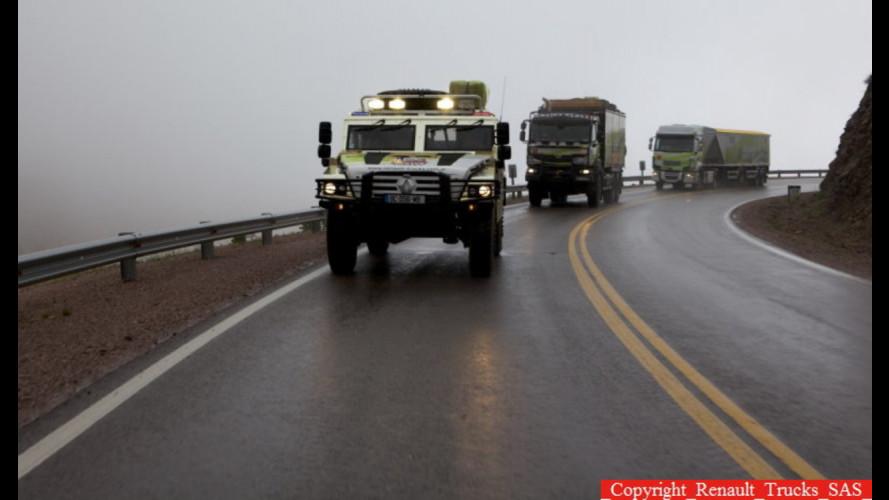 Renault Trucks Sherpa, Hummer... à la française