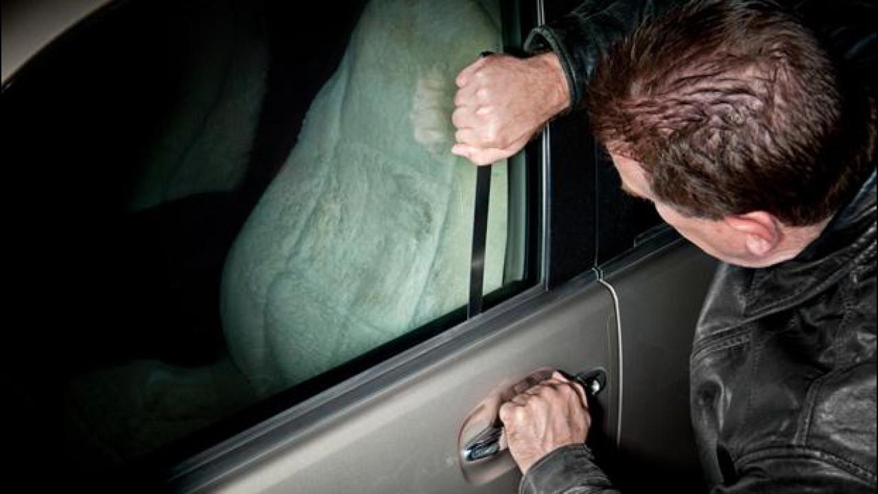 [Copertina] - Ti rubano l'auto vecchia? Sei spacciato