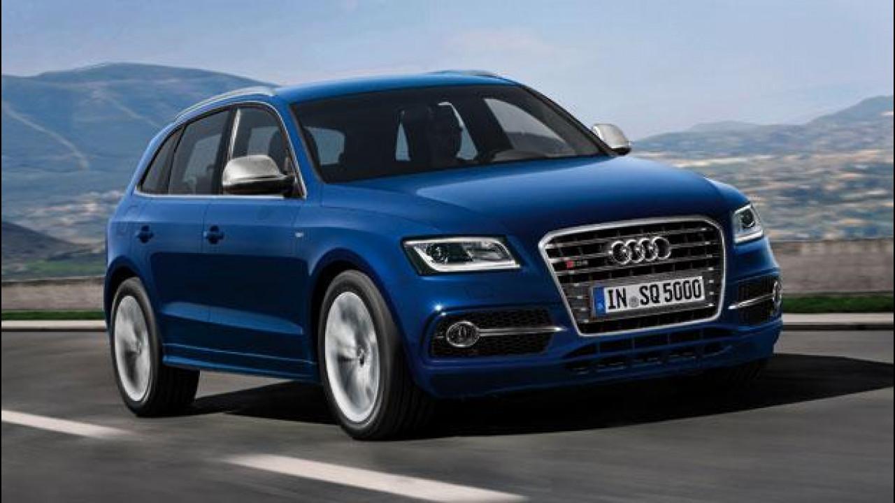 [Copertina] - Audi SQ5 TDI