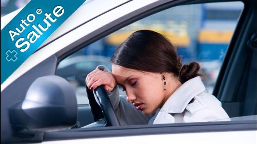 Estate in auto, occhio al colpo di calore