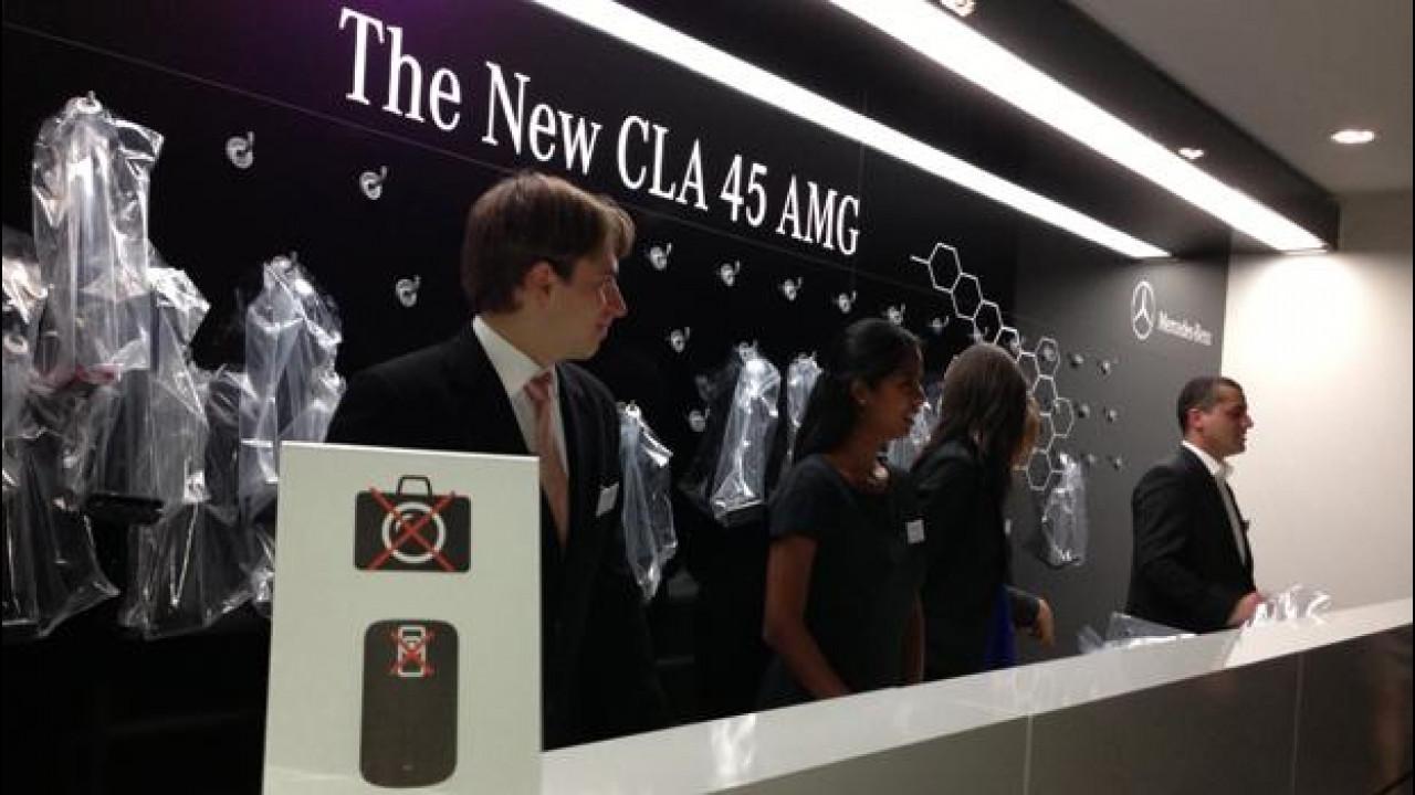 [Copertina] - Salone di Ginevra: la CLA 45 AMG è una Mercedes