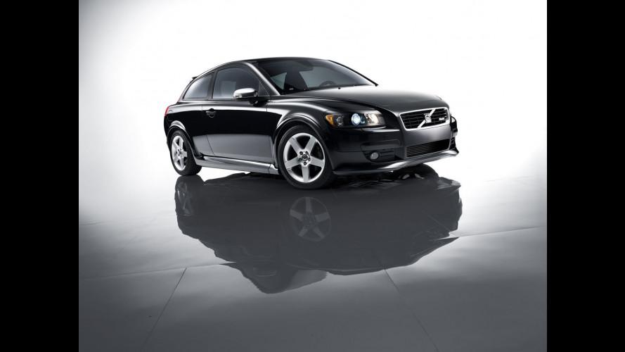 Volvo C30, S40 e V50 DRIVe, ora anche R-Design