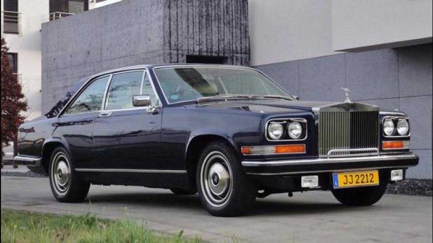 Camargue, la Rolls-Royce italiana