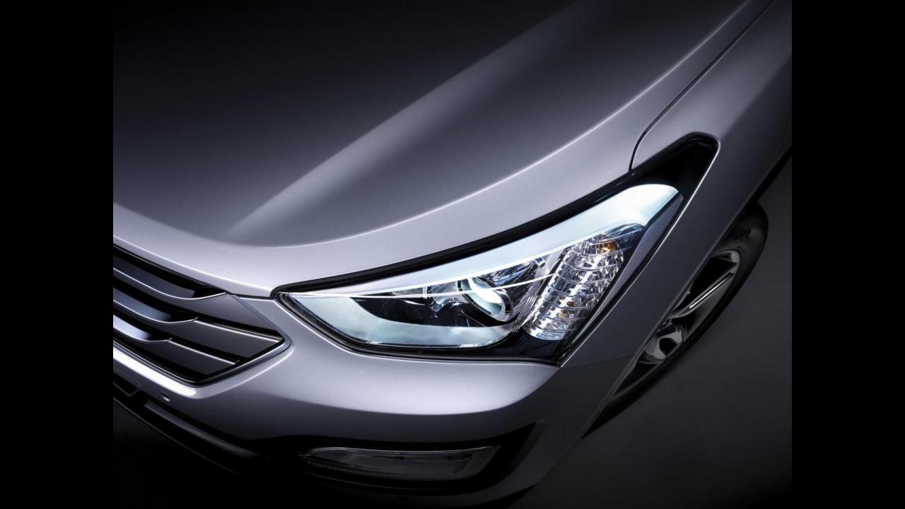 Hyundai ix45, alias Hyundai Santa Fe