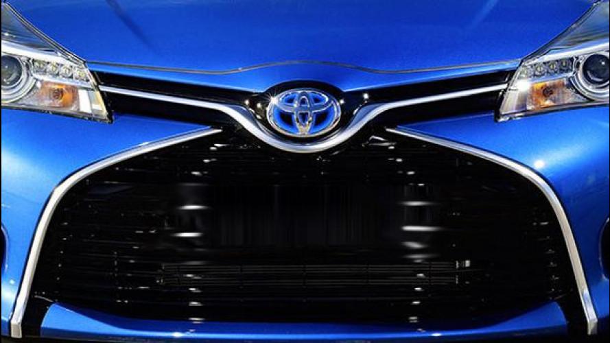Toyota, schiaffo a Volkswagen: è ancora prima