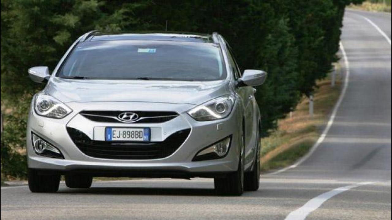 [Copertina] - Hyundai i40 Style
