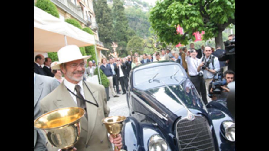 Villa D'Este 2009: i vincitori