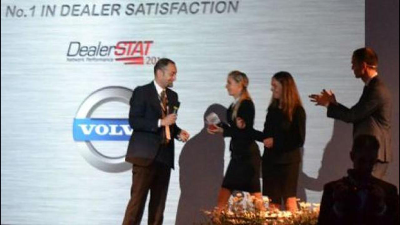 [Copertina] - DealerSTAT 2012: le concessionarie Volvo si confermano le più soddisfatte