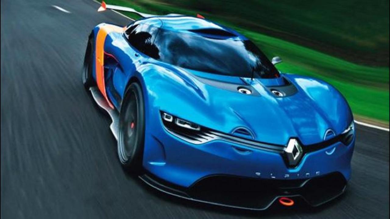 [Copertina] - Il ritorno dell'Alpine Renault
