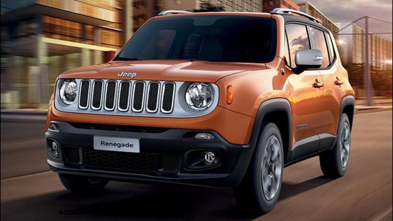 [Copertina] - Jeep Renegade Opening Edition, full optional con lo sconto