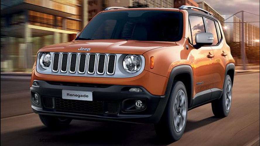 Jeep Renegade Opening Edition, full optional con lo sconto
