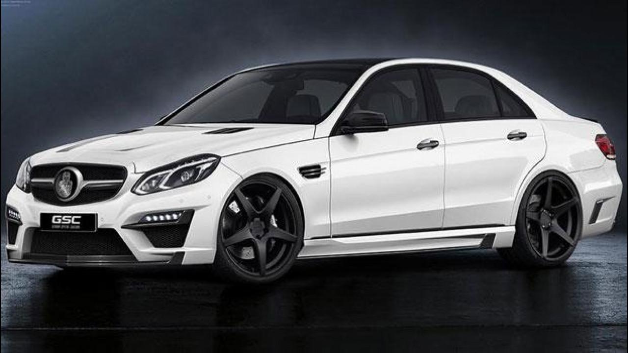 [Copertina] - Mercedes Classe E by German Special Customs
