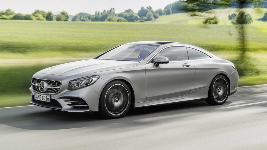 Mercedes S-Class Coupe, Convertible Production To End In August?