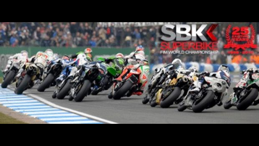 WSBK 2012: week-end a Donington Park