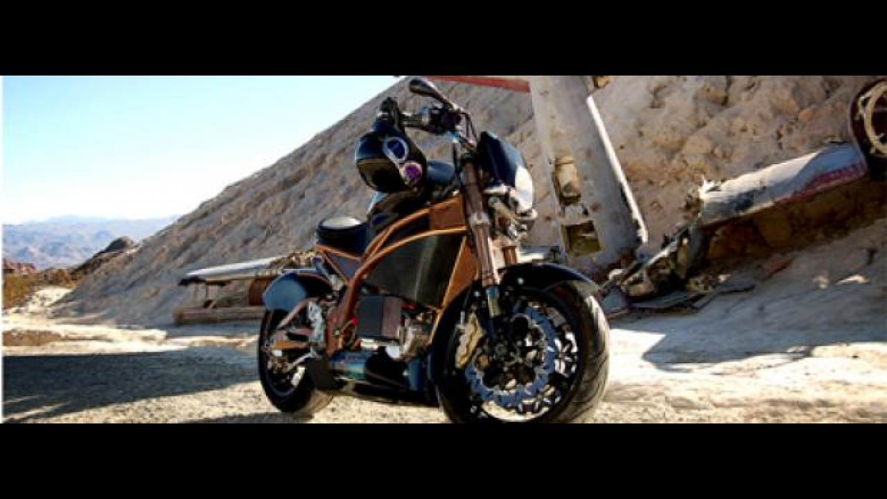 Brutus Electric Motorcycles: la Brutus II
