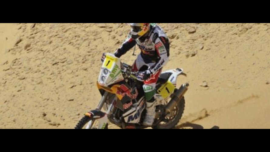 Pharaons Rally 2011: Stage1 a Coma