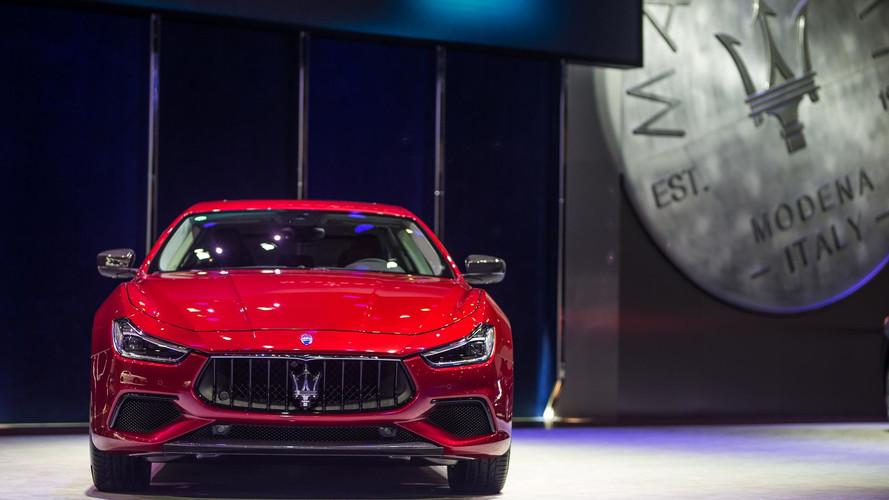 Maserati rappelle les Ghibli et Quattroporte de 2014-2015