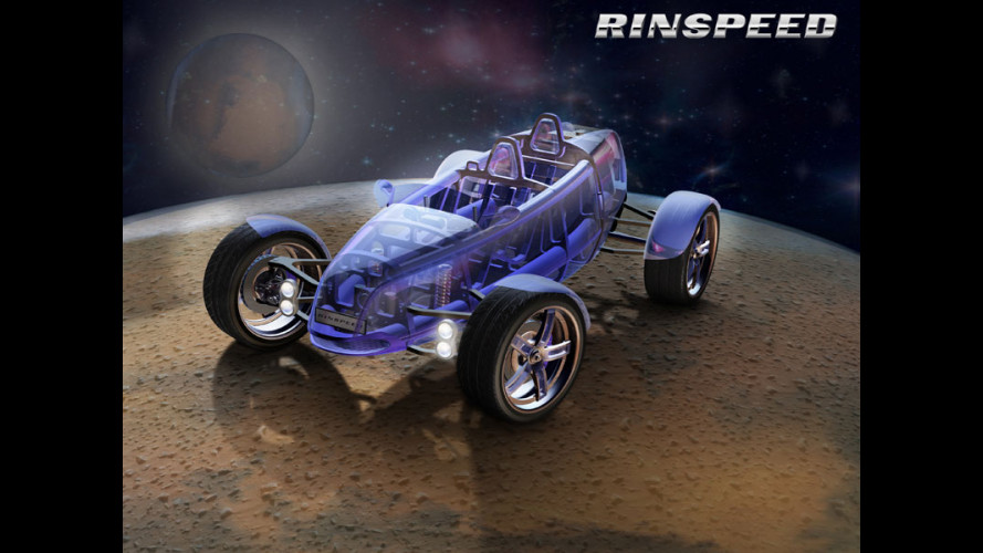 eXasis: l'auto in vetro secondo Rinspeed