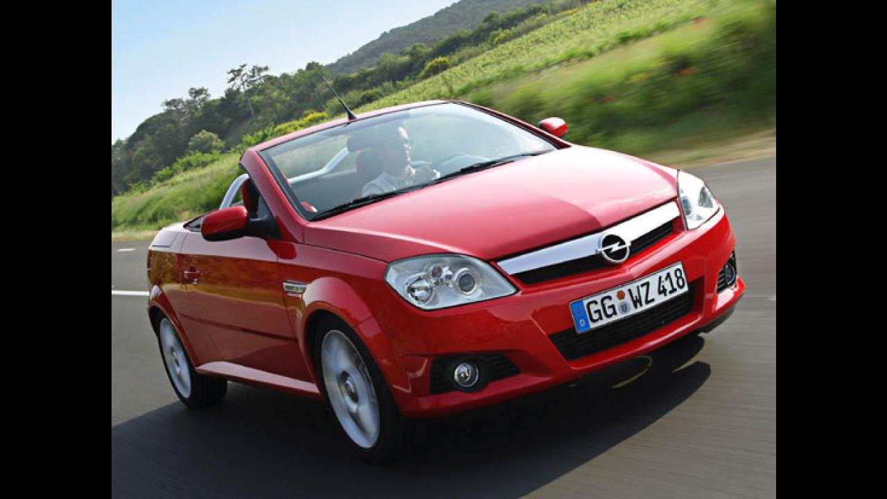 Opel Tigra TwinTop. 14 Foto