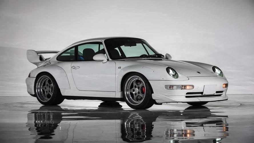 Une Porsche 911 GT de 1996 à vendre aux enchères