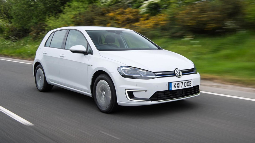 You Can Test Drive A Volkswagen e-Golf For 2 Days