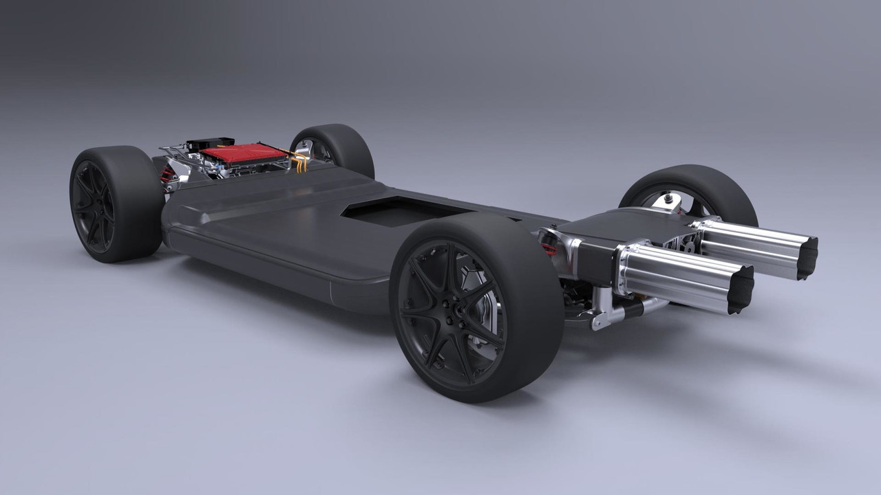 Williams Electric Platform Concept