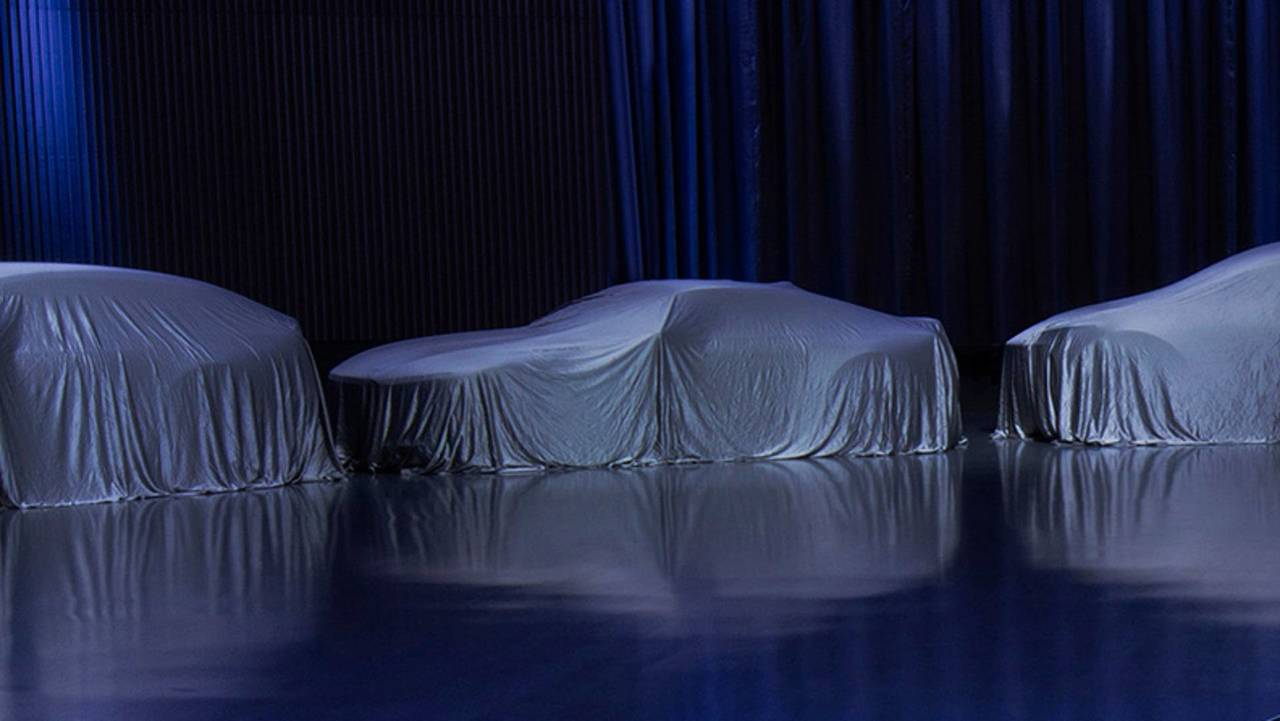 GM Sporty EV Teaser
