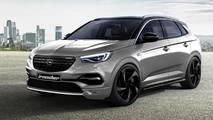 Opel Grandland X - Irmscher modifikasyonu