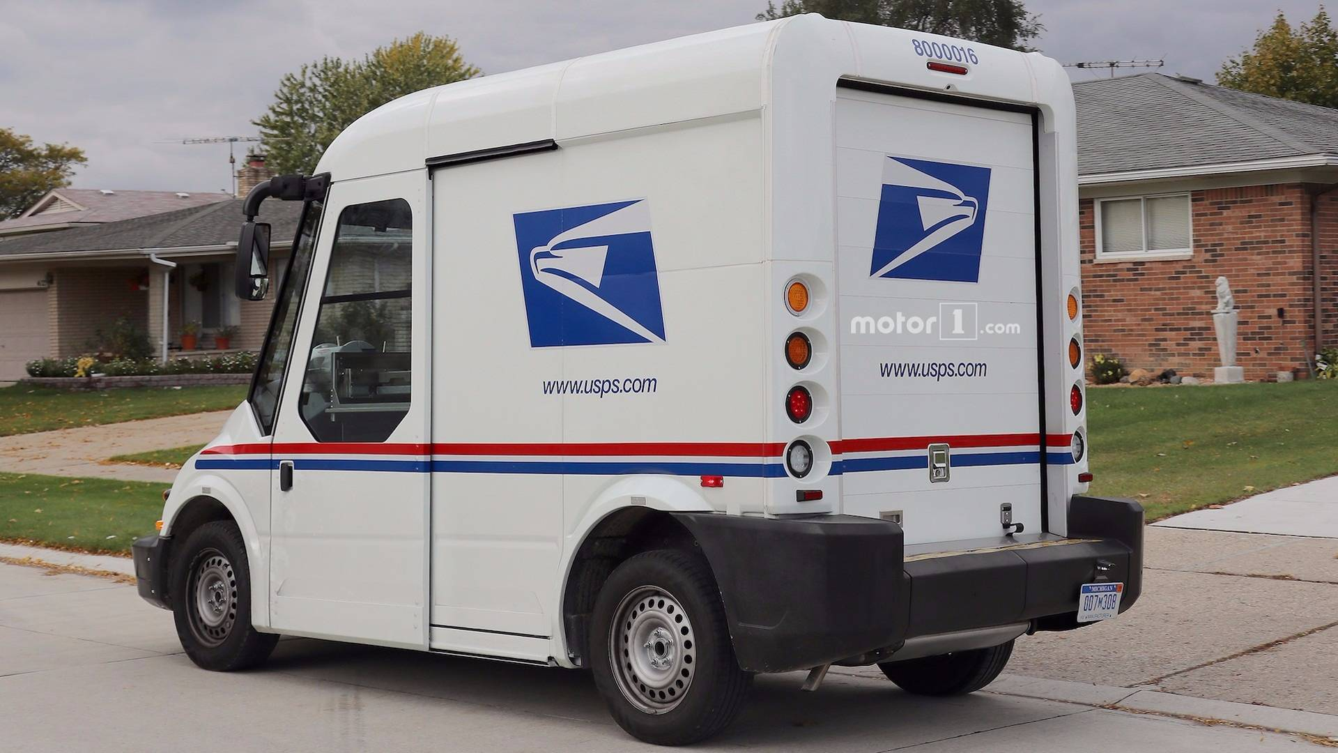 AM General's Entry For Next Mail Carrier Spied Testing