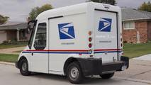 AM General USPS Mail Truck