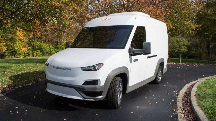 Workhorse Unwraps New Electric Van With Optional Delivery Drone