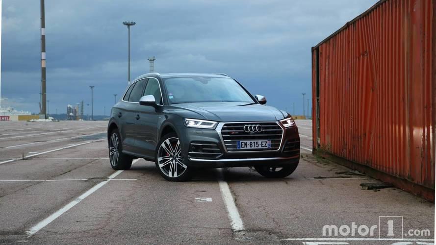 Essai Audi SQ5 (2017)
